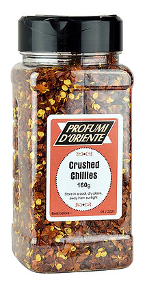 Crushed Chillies - 160g