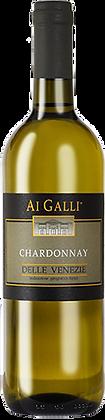 AI GALLI - Chardonnay Veneto Orientale - 75cl