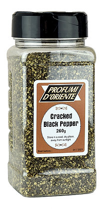 PROFUMI D'ORIENTE - Cracked Black Pepper - 260g