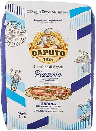 CAPUTO - Blue Pizzeria Flour - 5kg