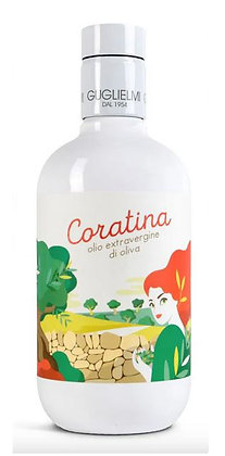 Extra Virgin Olive Oil 'MONOCULTIVAR CORATINA' - 500ml