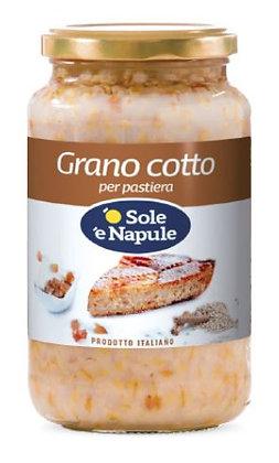 SOLE E NAPULE - Grano Cotto Per Pastiera - 1 x 580g