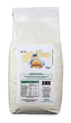 MUGNAI DI NAPOLI - 'Alga Spirulina' - Speciality Flour - 1kg