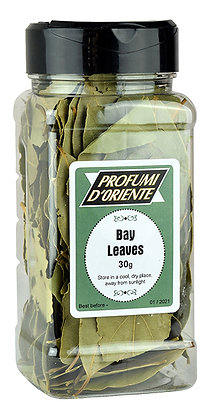 PROFUMI D'ORIENTE - Dried Bay Leaves - 30g