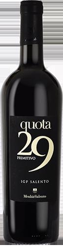Primitivo Quota 29 Online Italian Wine