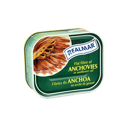 Anchovy Fillets in Oil - 365g