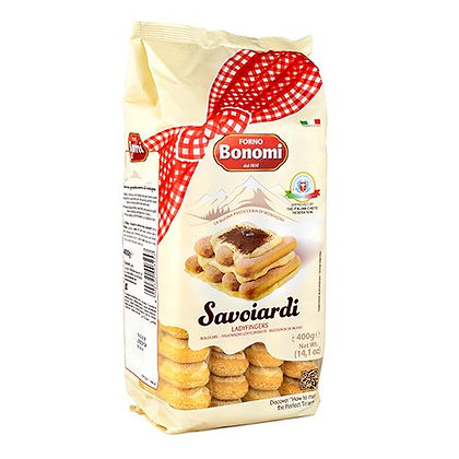 BONOMI - Savoiardi Fingers - 400g packs