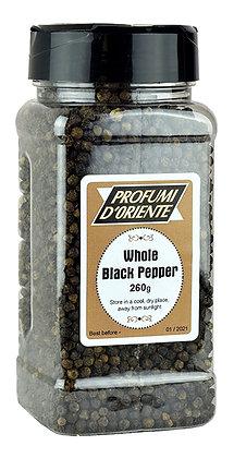 PROFUMI D'ORIENTE - Whole Black Pepper - 260g
