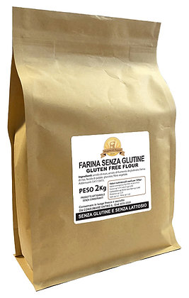 Farina 'senza glutine' - 2kg