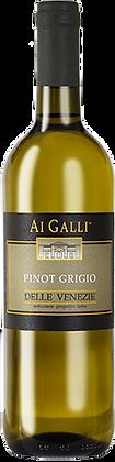 AI GALLI - Pinot Grigio delle Venezie - 75cl