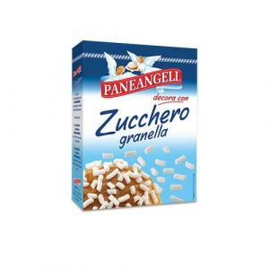 PANEANGELI - Sugar Granules For Cake Decoration - 125 gr
