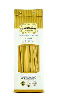CARMIANO - Spaghetti Chitarra IGP - 500g