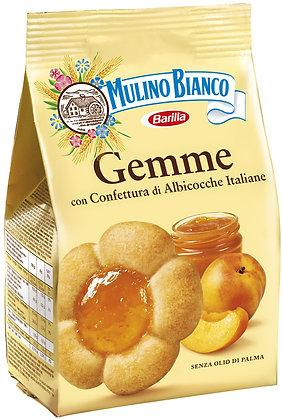 MULINO BIANCO - Gemme con Confettura di Albicocche Italiane - 200gr