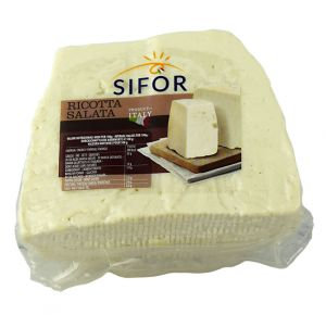 SIFOR - Salted Ricotta - 0.400gr