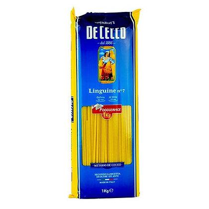 DE CECCO - Linguine n.7  - 1kg