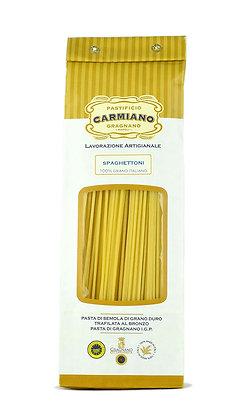 CARMIANO - Spaghettoni IGP - 500g