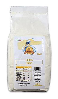 MUGNAI DI NAPOLI - Rice flour - 1kg