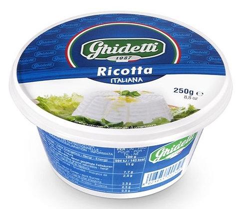 GHIDETTI - Ricottina Cheese - 250g