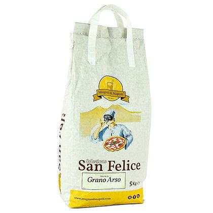 MUGNAI DI NAPOLI - Grano Arso Speciality Flour - 5kg