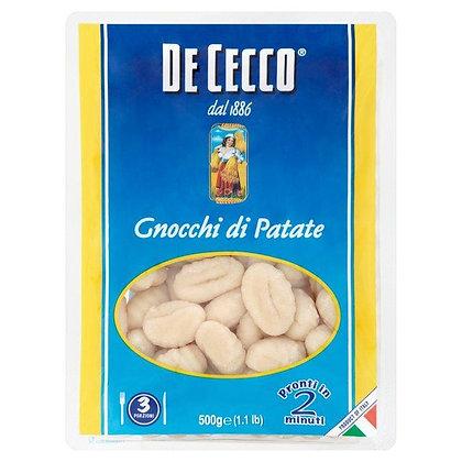 DE CECCO - Gnocchi di Patate - 500gr