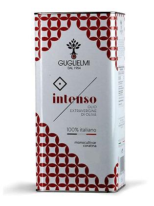 GUGLIELMI - Extra Virgin Olive Oil 'INTENSO' - 3 ltr tin
