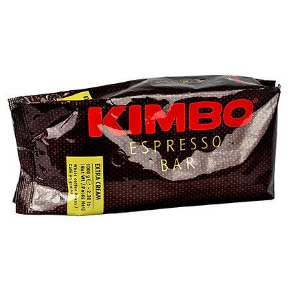 KIMBO - Coffee Beans - EXTRA CREMA - 1kg