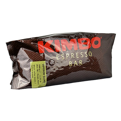 KIMBO - Coffee Beans - SUPERIOR BLEND - 1kg