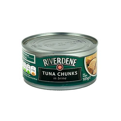 Tuna Chunks in Brine - 185g