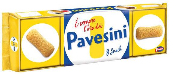 PAVESI - Pavesini *8 Snack* - 200gr