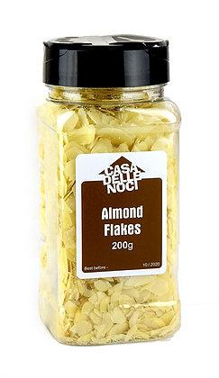 CASA DELLE NOCI - Almond Flakes - 200g
