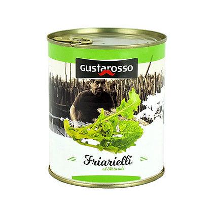 GUSTAROSSO - Friarielli Al Naturale - 800g