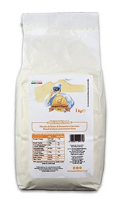 MUGNAI DI NAPOLI - Curcuma Speciality Flour - 1kg