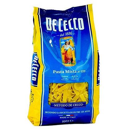 DE CECCO - Pasta Mista - 500gr