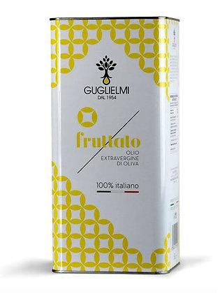 GUGLIELMI - Extra Virgin Olive Oil 'FRUTTATO' - 3 ltr tin