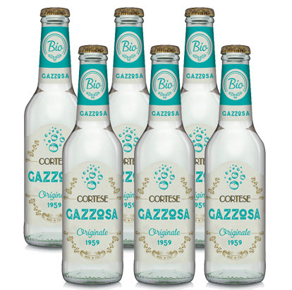 Gazzosa ORGANIC - 6 x 275ml