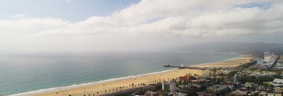 Santa Monica Summertime