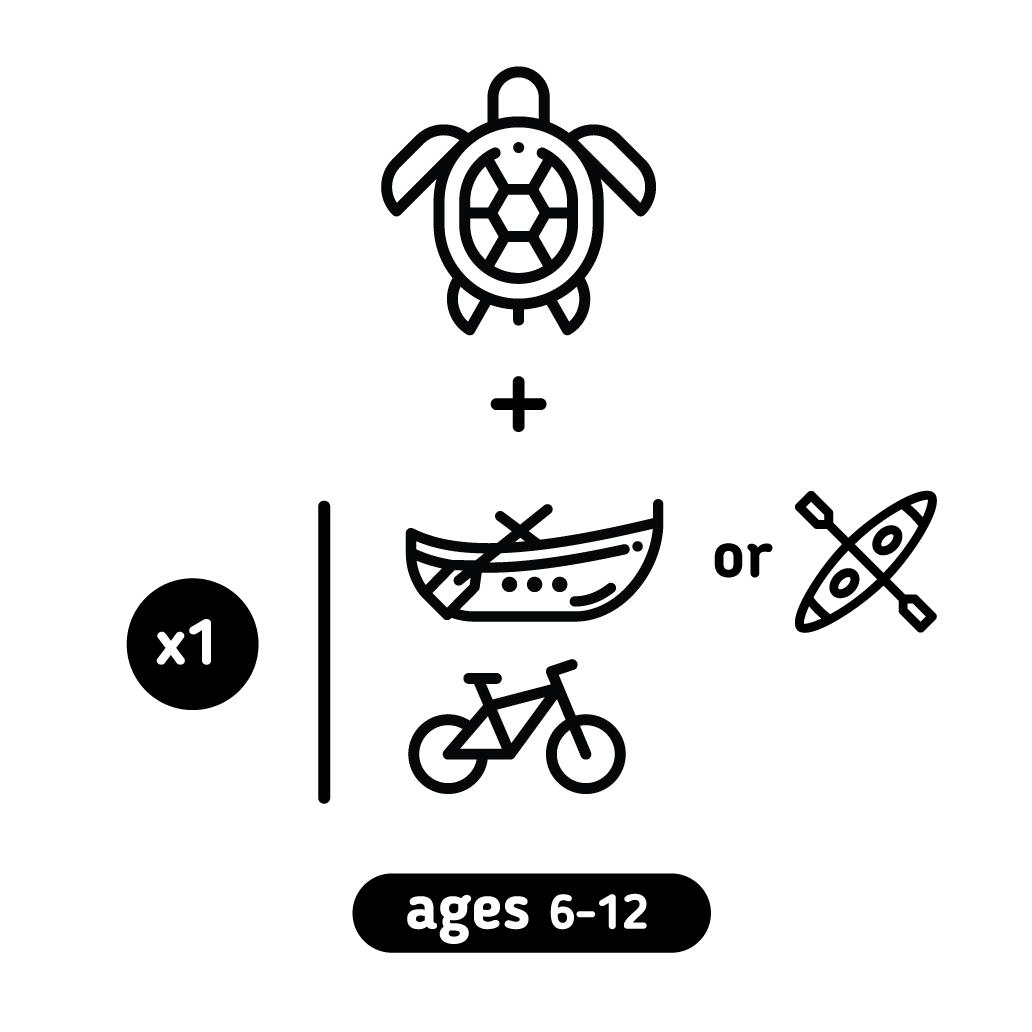 Single-Activity Tour (ages 6-12)