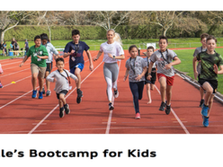 Camille Buscomb's Bootcamp for kids