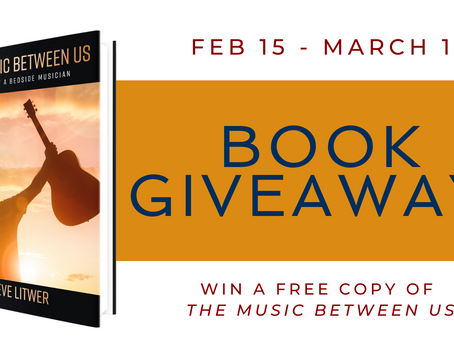 Enter to Win: Book Giveaway (Ends March 1)