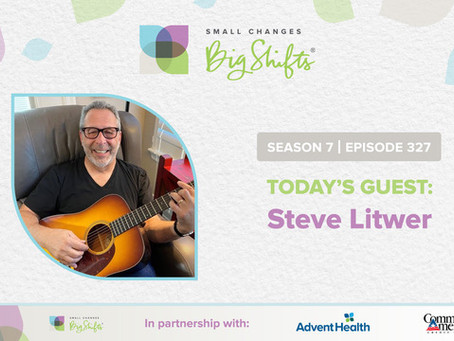 Guest Appearance on Small Changes Big Shifts Podcast
