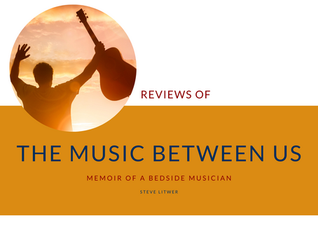 Recent Reviews of The Music Between Us