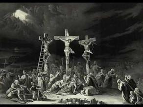 Jesus' Crucifixion (Class Post)