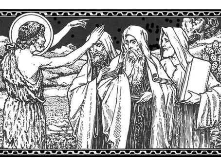 Advent Devotional, Friday December 11th