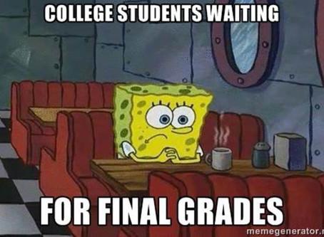 Grades, Grades, Grades!