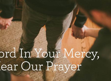 Pray for MDivX Cohort 1