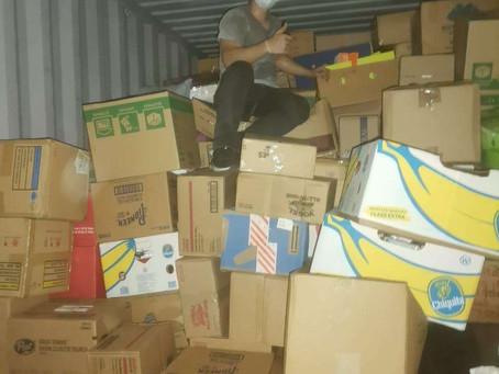 UPDATE -Disaster Relief: Honduras
