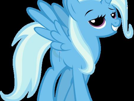 Powitajmy Princess Trixie!