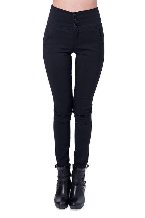 מכנסיים דגם מלי שחור של טלי קאשי