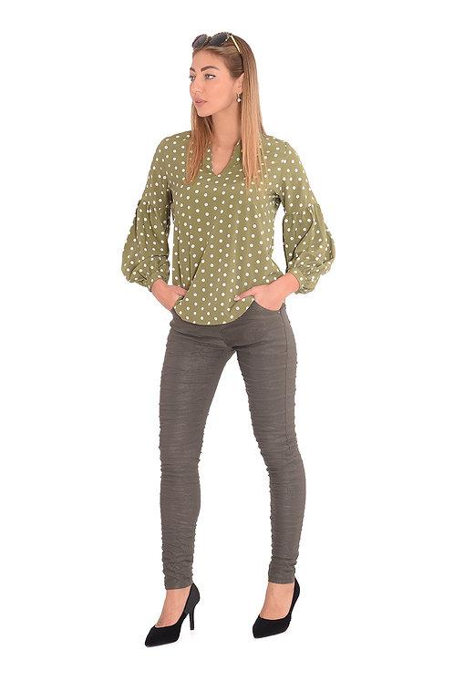 מכנסיים דגם לי זית של טלי קאשי