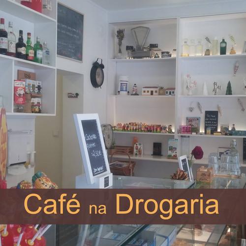 Café na Drogaria